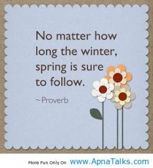 Beautiful Spring Day Quotes (3)