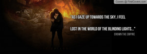 Crown The Empire The Fallout Quote Profile Facebook Covers