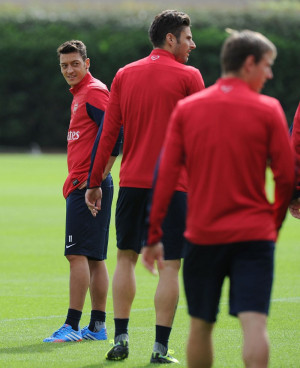 Mesut Ozil press conference: Quotes and reaction from his Arsenal ...