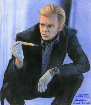 Lieutenant Horatio Caine by ~danita-sonser on deviantART