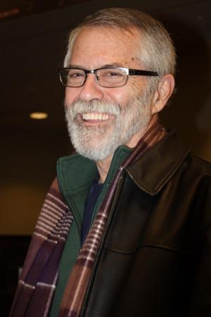 Chris Crutcher, March 2012 -- Spokane, WA