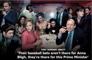 Tony Soprano Quotes Respect Tony 'soprano' abbott, taking