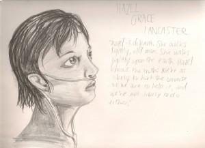 Hazel Grace Quotes Hazel grace lancaster by oxyderces