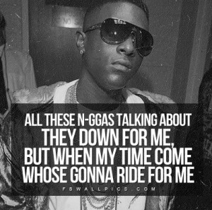 Boosie Quotes About Hoes