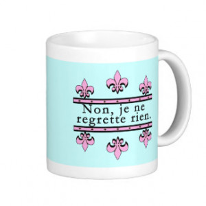 French Sayings Gifts