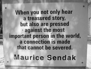 Maurice Sendak quote @Karlee Anna