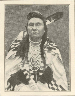Last of the Indian Chiefs Geronimo Red Cloud Spotted Tail