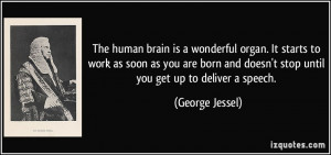 The Human Brain Quotes