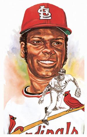 Bob Gibson Baseball Hall Famer