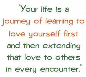 love yourself 1st