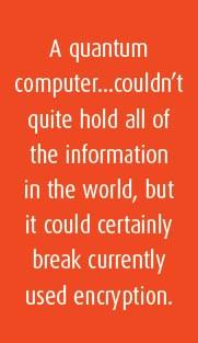 quantum computer quote