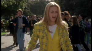 Clueless Which famous quote from the movie do you like better?