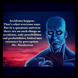 There are no such things as accidents