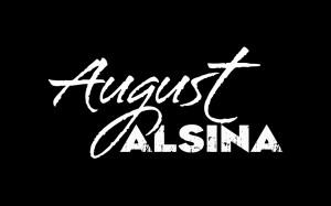 August Alsina Trinidad...