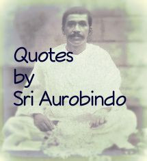 Wheres the Karma?: Sri Aurobindo Quotes
