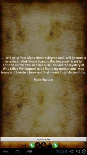 Achievement Quotes 1 screenshot 0
