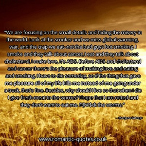 we-are-focusing-on-the-small-details-and-hiding-the-misery-in-the ...