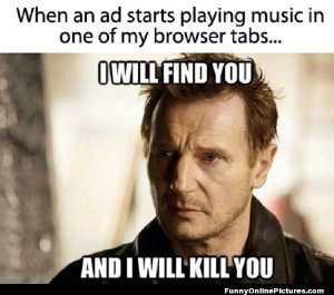 Funny meme picture about those hidden pop up ads that are in your ...