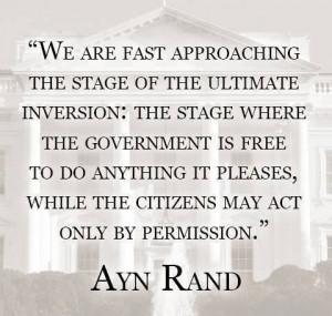 No Wonder Paul Ryan Idolizes Ayn Rand this is the Republican Platform ...