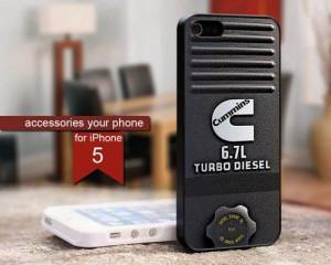 CUMMINS Turbo Diesel - For iPhone 5 Case   merchandiseshop ...