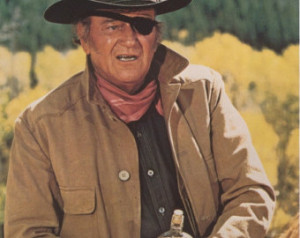 John Wayne True Grit 8x10 Great Pho to In His Oscar Role As John Wayne ...