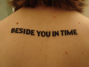 25 Famous Tattoo Quotes Which Are Adorable - 20