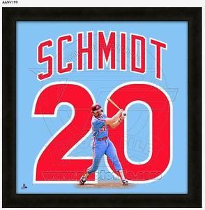 Mike Schmidt 20x20 UniFrame Framed Picture philadelphia Phillies Hall