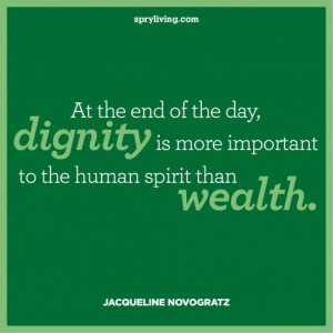 Jacqueline Novogratz #quote #quotes spryliving.com