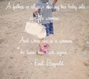 best father daughter quotes