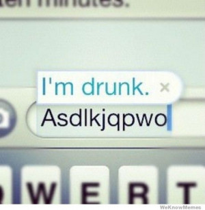 Drunk Text - Image