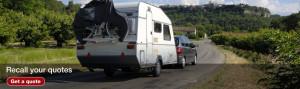 Recall your caravan insurance quotes
