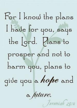 Bible quotes: Jeremiah