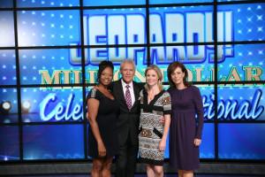... Kaczmarek Takes Round Three In Celebrity Jeopardy Tournament picture