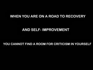 recovery-quotes-self-improvement-road-to-critisicm-in-yourself-wise ...