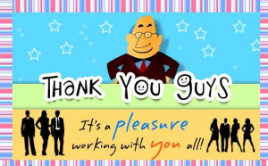 Thank You Employee Image
