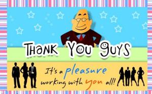 Thank You Employee Image