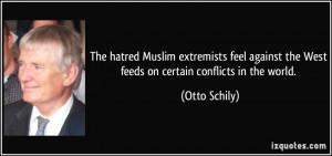 More Otto Schily Quotes
