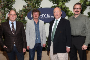 Julian Fellowes, Vince Gilligan, Matthew Weiner and Beau Willimon