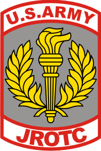 Army JROTC School Logo
