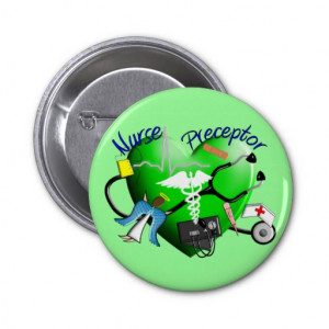 Nurse Preceptor Gifts Pin From Zazzle