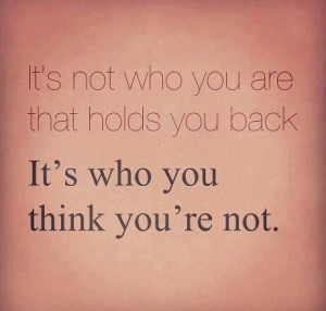 Its Not About You