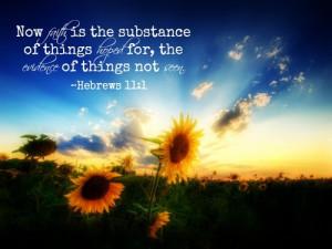 Bible Verses Faith And Hope