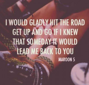 Maroon 5 Quotes