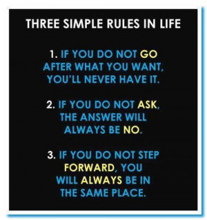 Inspiring sayings