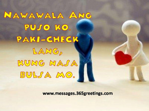 Love Quotes For Your Gf Tagalog ~ Teenage Love Quotes For Your ...