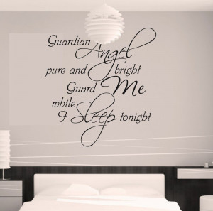 Guardian Angel Pure and Bright God Religious Family Quotes Letters ...
