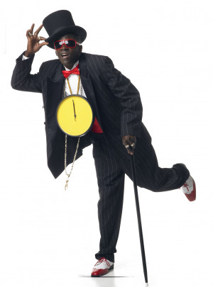 Flavor Flav Hijacks The Mic Onboard A Flight To Las Vegas