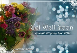 . Send get well soon messages, quote for get well soon, get well soon ...