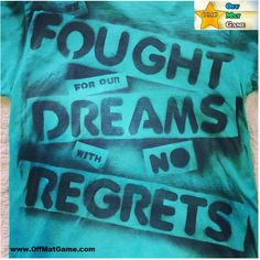 ... shirt says it all, Fight to Win! Cheerleading shirts by: www