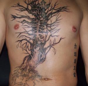 God Tattoos Quotes For Men Evil god tattoo 25 plead cross